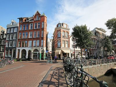Photo for Amsterdam XVIII century Canal House: BEST LOCATION