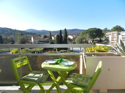 Photo for Apartment Vacation Rental in BORMES LES MIMOSAS