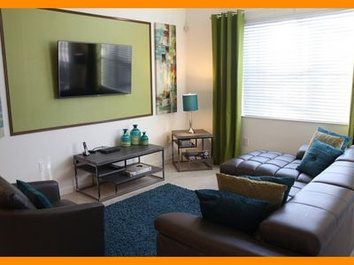 Photo for Sonoma Resort 3 - villa with private pool, game room & themed bedrooms near Disney