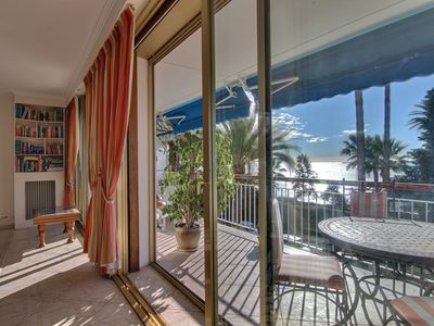 Photo for American loft seaview, big open space flat , 121 avenue Marechal Juin , Cannes