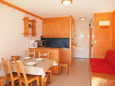 Photo for Apartment Caron  in Les Menuires, Savoie - Haute Savoie - 4 persons, 1 bedroom