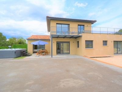 Photo for Villa Ruoms, 4 bedrooms, 8 persons