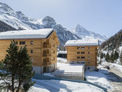 Photo for Apartment SWISSPEAK Dent blanche wheelchair access in Zinal - 6 persons, 2 bedrooms