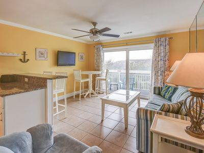 Photo for 302 Breakers - Just steps to the beach, shopping & dining.
