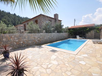 Photo for 2 Bedroom Stone Villa in Uzumlu Fethiye