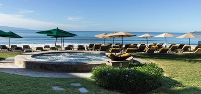 Photo for NEW YEARS WEEK in Mexico in 3300 feet of Ocean Front Luxury