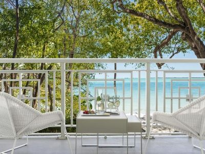 Photo for Unforgettable Keys Getaway! Elegant Water View Unit for 4 Guests, 2 Pool, Beach