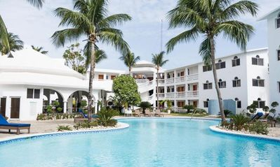 Photo for Clean and Modern Deluxe one bedroom condo in Cabarete near Encuentro Beach