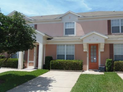 Photo for Windsor Palms Resort Town Home with Splash Pool  Miles from Disney