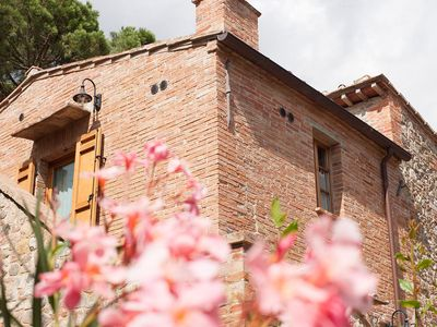 Photo for I Tigli #5, two bedrooms apartment, 5 km from the famous town of Montepulciano