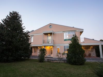 Photo for Villa Magnolia is a neoclassical villa located 7km from the city of Ioannina