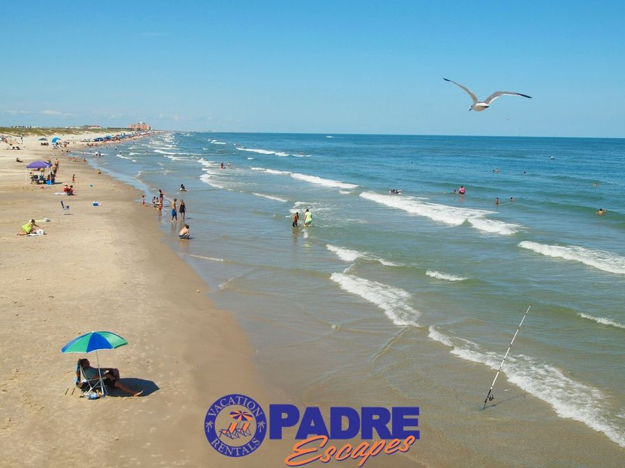Padre Beach View The Best Beaches In World