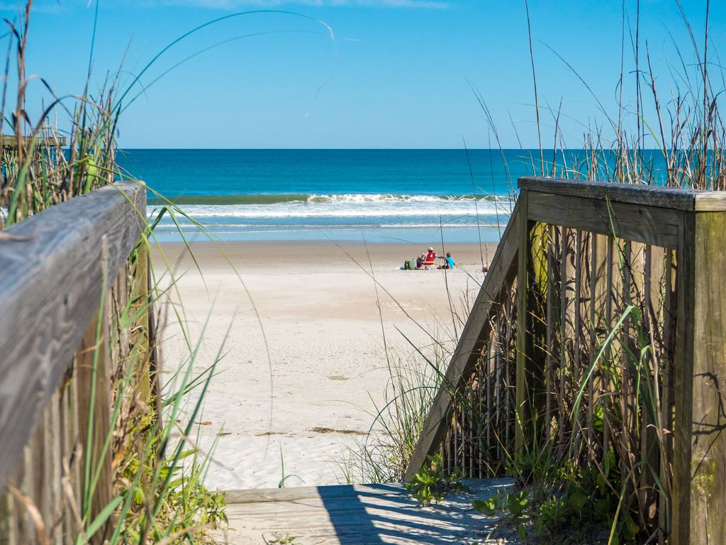 Hook line and sinker your oceanfront oasis 277077 for Jolly roger pier fishing report