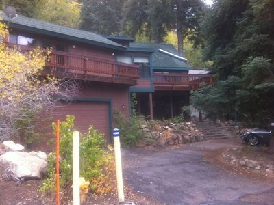 Photo for Beautiful Cabin in the Village of Big Bear Lake