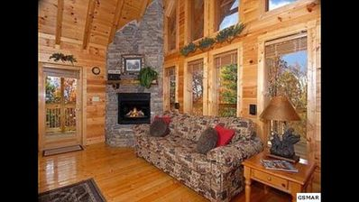 Photo for Heavenly Hideaway Cabin- Sevierville-