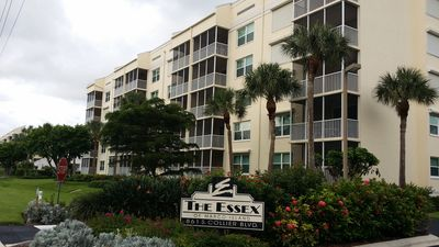 Photo for Immaculate Essex 3BR Condo Across From The Gulf