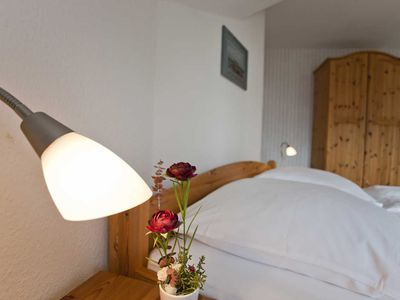 Photo for Double room with shower 102,00 € sea view - Am Heverstrom