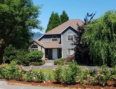 Photo for The Belmont House - Great House for Gatherings!Has Vineyard & Mountain View!