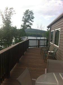 Photo for 2BR/2Bath, Sleeps 6, Lakefront Home, With Decks.