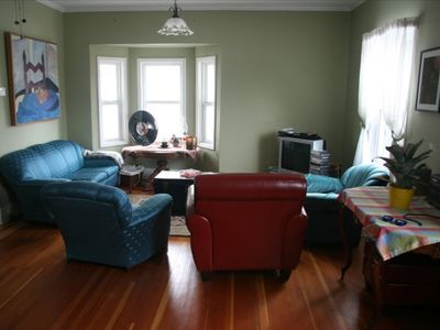 Photo for Enjoy the Beautiful Okanagan Valley Area in this 2 B + Den, with Bbq