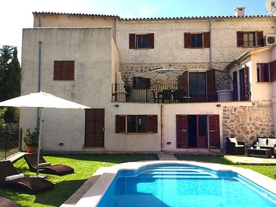 Photo for Vacation home Joan Julia in Búger - 12 persons, 6 bedrooms
