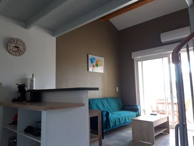 Photo for Small duplex in the heart of Saint-Florent