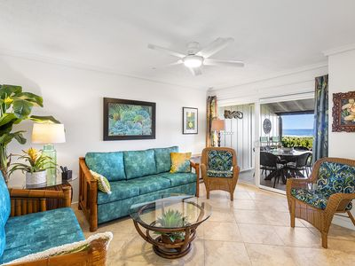 Photo for KKSR#4 DIRECT OCEANFRONT TOWNHOME!  'THE WAVING TURTLE'