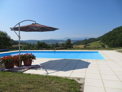 Photo for Quality Barn Conversion With Pool, Near Mirepoix In Ariege
