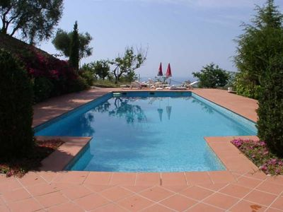 Photo for Five bedrooms Swimmingpool Three bathrooms Two large terraces