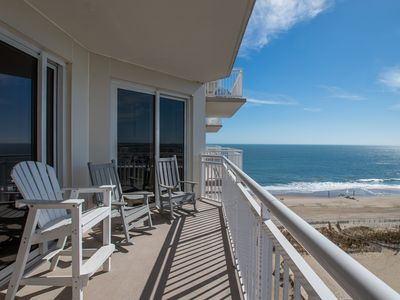 Photo for Gorgeous Resort Condo - Ocean/Bay Views - Free Linens & Building Registration!