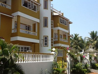 Photo for 7 Bedroom Guesthouse In North Goa