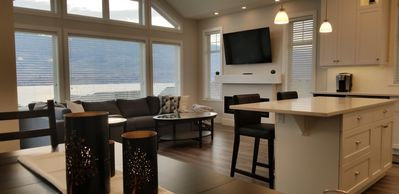 Photo for Brand new lakeview home for vacation rental at the Cottages on Osoyoos Lake