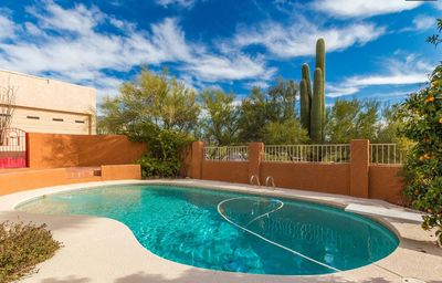 Photo for Resort-style home! Views, Pool, & More! Huge game room, perfect for groups.