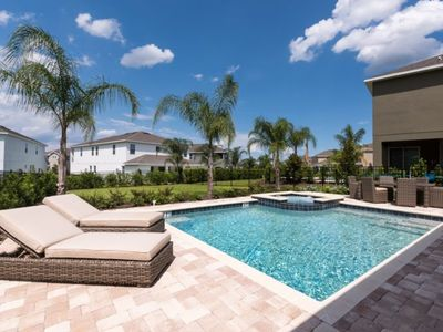 Photo for You have Found the Perfect 6 Bedroom Villa with Private Pool on Encore Resort at Reunion, Orlando Villa 1634