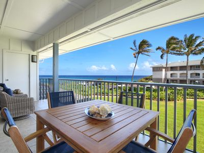 Photo for Poipu Sands #428: 2 BR / 2 BA condo in Koloa, Sleeps 4