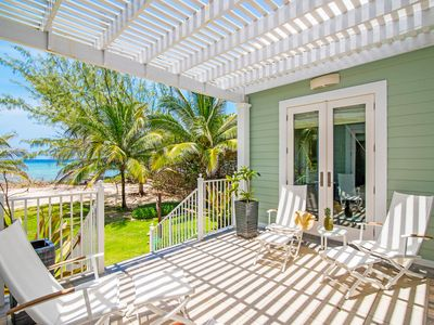 Photo for Avocado Cottage: Boutique Oceanfront Micro-Resort 10 mins from Seven Mile Beach