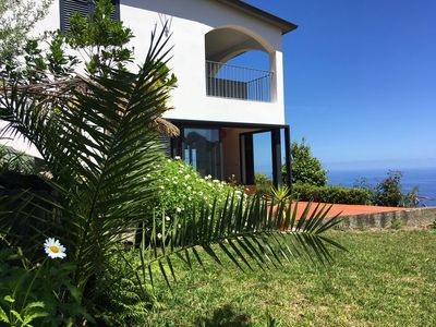 Photo for MadeiraCasa - Country cottage with stunning views and privacy