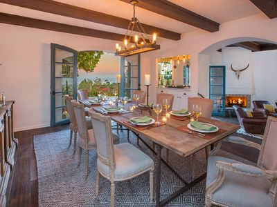 Photo for Riviera View - Quintessential Santa Barbara Style on the Riviera