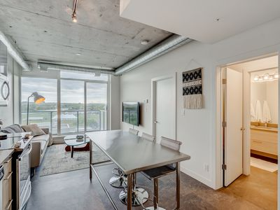 Photo for Steps to Stampede-Luxury East Village Condo