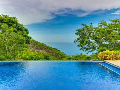 Photo for Gorgeous resort villa  w/ shared pool, amazing ocean views, and beach access