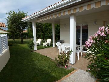 Independent House on ground floor, Recent And any comfort in Biscarrosse.