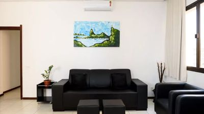 Photo for Brazil Houses - IPANEMA-EXCELLENT FLAT 2 Q WITH GARAGE IN THE HEART OF IPANEMA