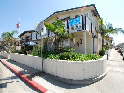 Photo for Spacious Newport Beach Upper Unit Duplex! 1 House From the Sand!