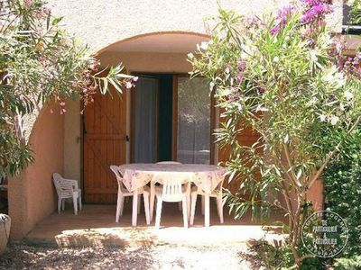 Photo for Apartment Bormes - La Faviere 4 people from 230 euros per week