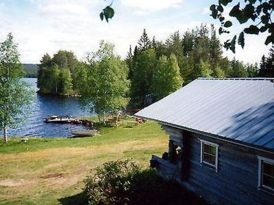 Photo for Vacation home Raanumökki ii in Pello - 3 persons, 1 bedrooms