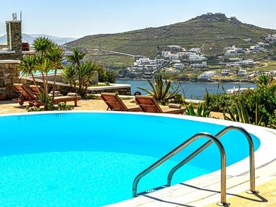 Photo for Panoramic Villa Arthemisia to rent in Mykonos (Greece) by My Rental Homes