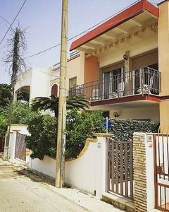 Photo for GALLIPOLI Villetta Le Conchiglie 30 meters from the beach FIRST FLOOR APARTMENT