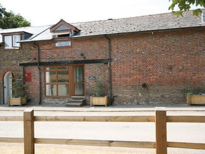 Photo for Three bedroom barn conversion, free wi-fi and parking