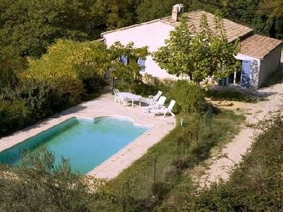Photo for Countryside house located in an olive grove, very quiet, wonderful scenery