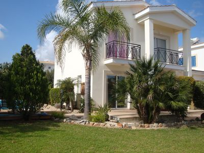 Photo for Latchi Villa with private pool 3 bedrooms, internet and air con